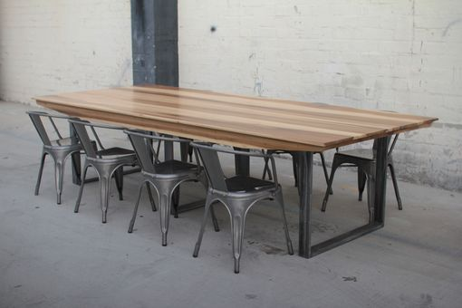 Buy A Custom Modern Minimalist Dining Conference Table