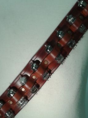 Custom Made Steampunk Bandolier