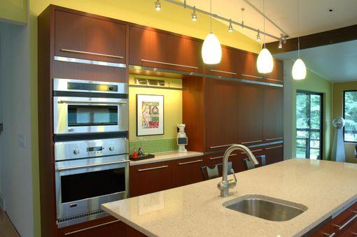 Custom Made Sapele Kitchen By David Getts Designer Builder