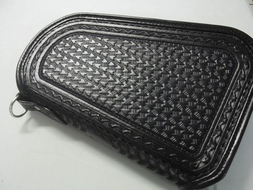 Custom Made #278 Extra-Large Oblong Pistol Case