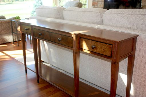 Custom Made Sofa Tables