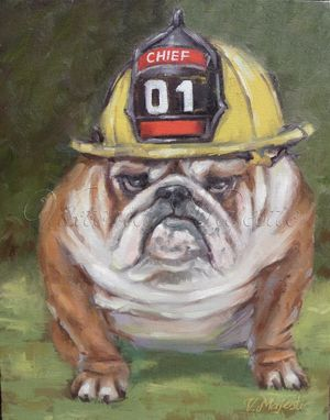 Custom Made Animal & Pet Oil Paintings