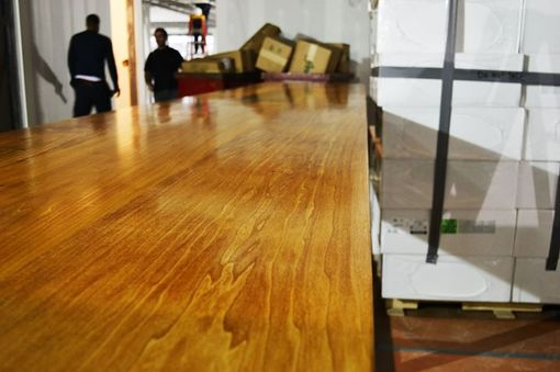Custom Made 16 Foot Conference Table