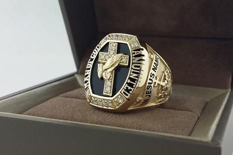 Mens Forever Ring