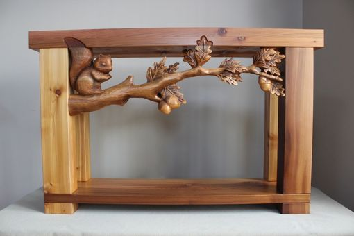 Handmade hand carved furniture custom sofa tables wood