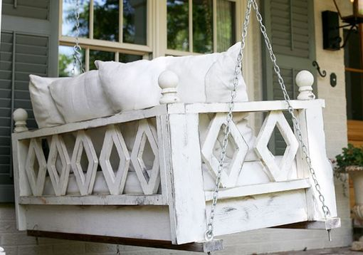 Custom Made Pawleys Island Porch Swing Beds