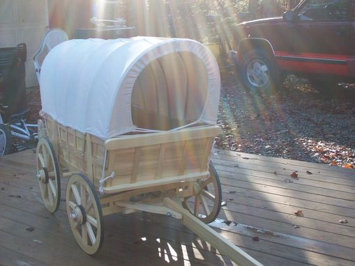 Custom Made Chuck Wagon