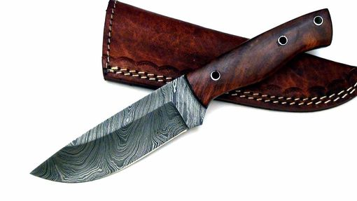 Custom Made Hunting Knife Set