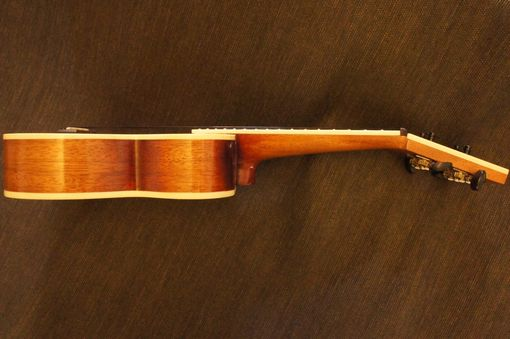 Custom Made Soprano Ukulele--Sunburst