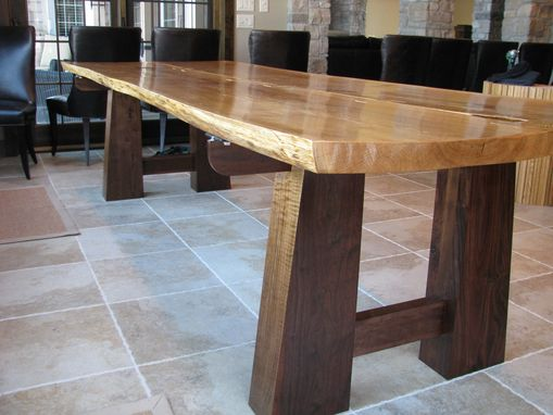 Custom Made Dining Table For Lake House