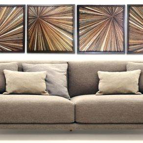 Wood Wall Art Fascinating Wood Wall Art  Custommade Design Decoration