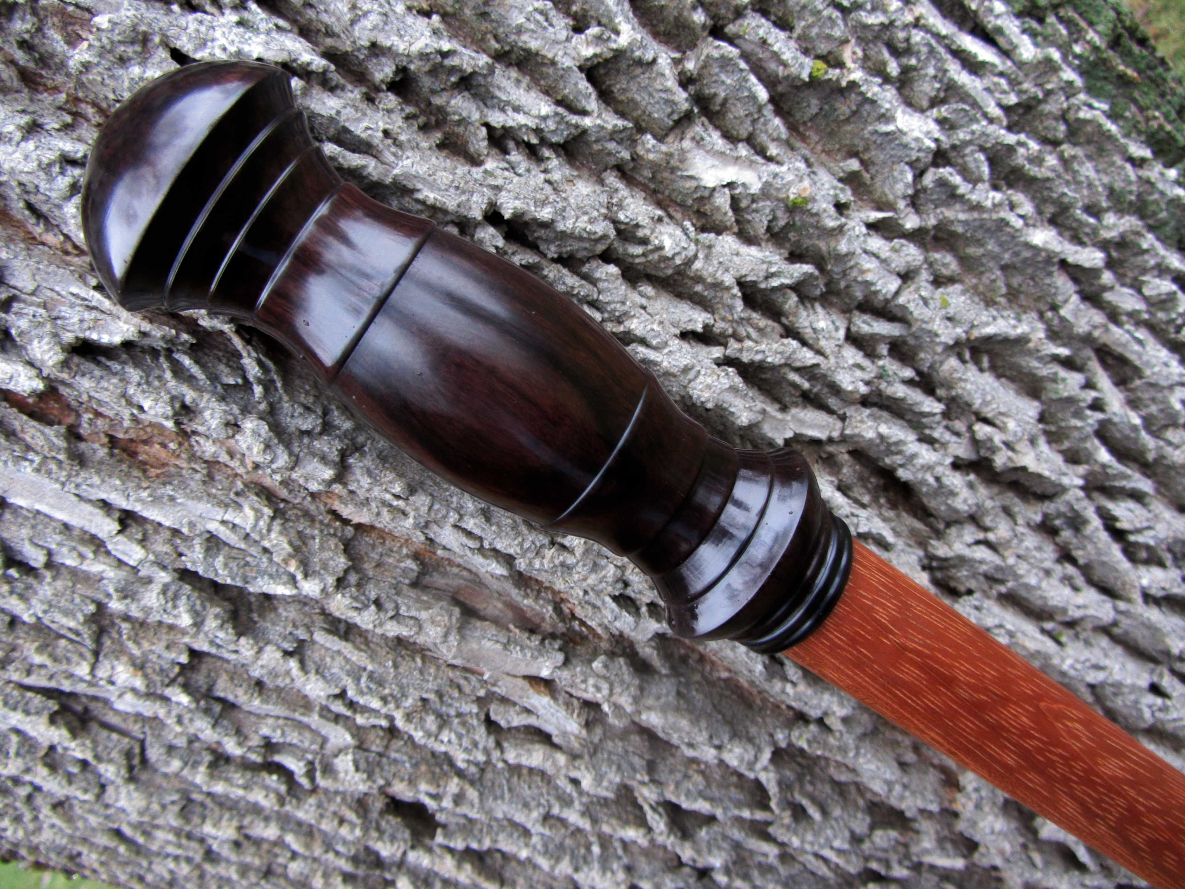 Hand Crafted Walking Staff Walking Stick East Indian