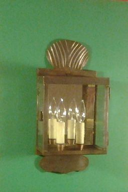 Custom Made Wall Sconce