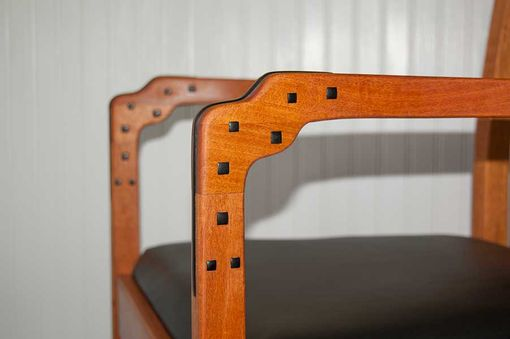 Custom Made Ready To Ship - Blacker House Living Room Arm Chair