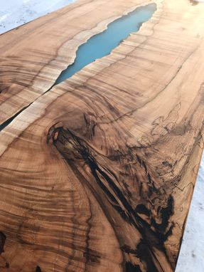 Custom Made Maple River Table