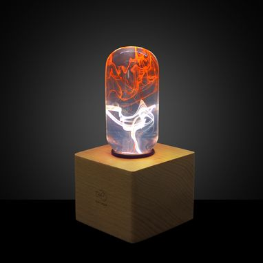 Custom Made Ep Light Ambient Led Table Lamp, Home Decorations, Unique Gifts - Tangp