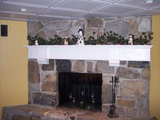 Custom Made Custom Mantel #2