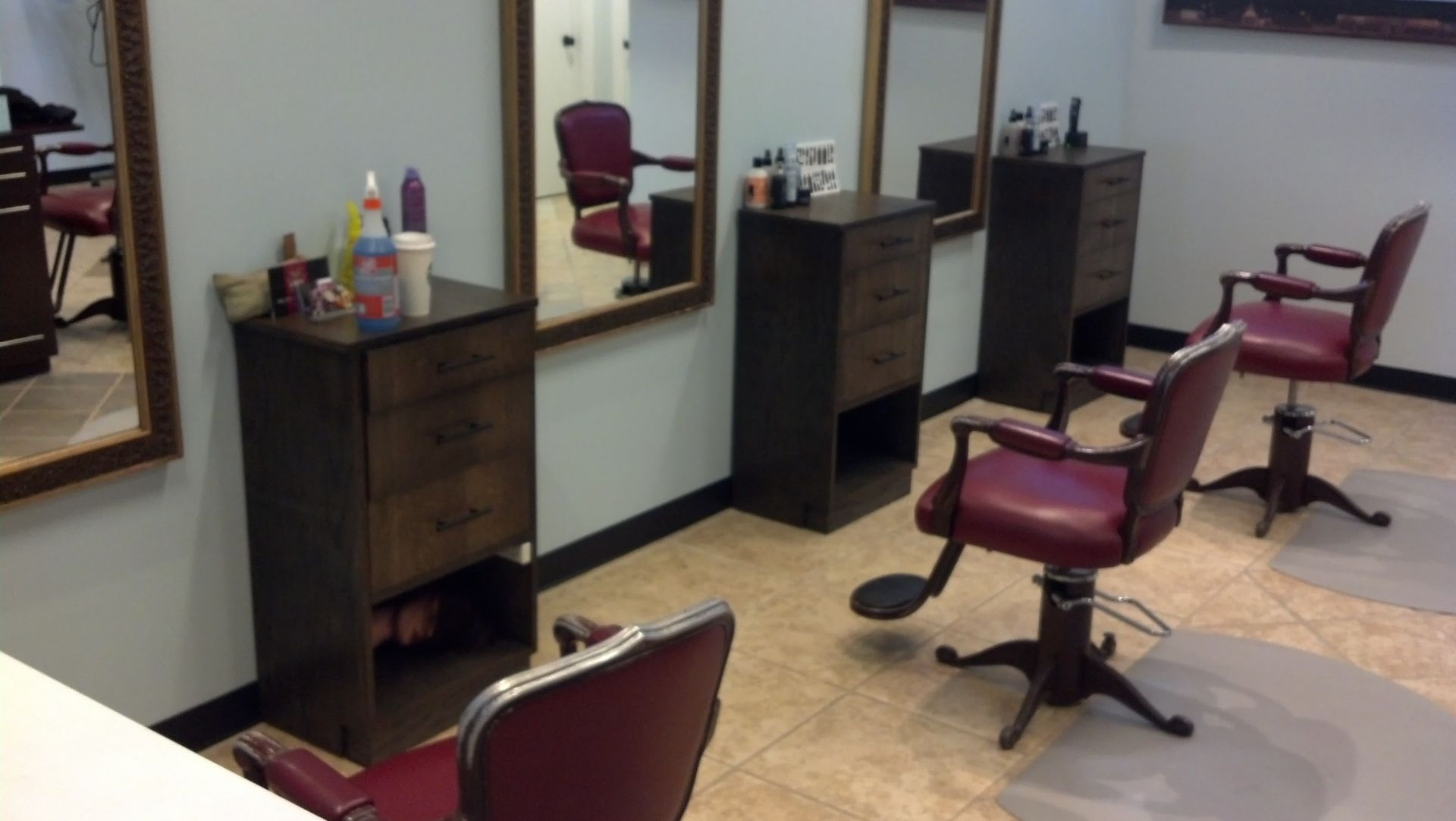 Custom Made Salon Stations By Jho Studios Llc Custommade Com