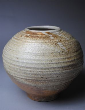 Custom Made Wood Fired Vase