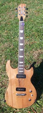 Custom Made War Bird Electric Guitar