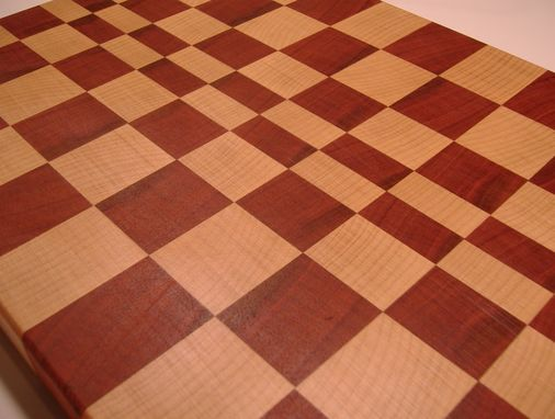 Custom Made Butcher Block End Grain Cutting Boards