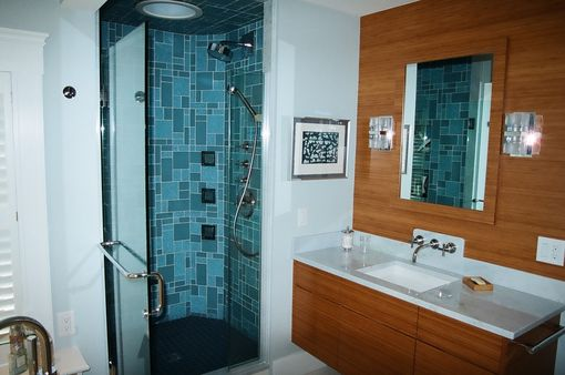 Custom Made Custom Bathroom