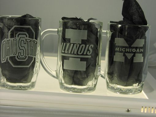 Custom Made University Mugs