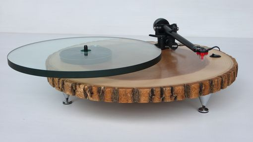 Custom Made Barky Turntable