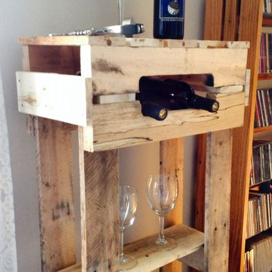 Custom Made Small Wine Bar