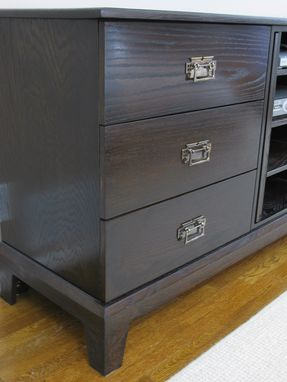 Custom Made Credenza/Entertainment Center