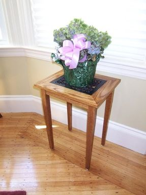 Custom Made Register Table