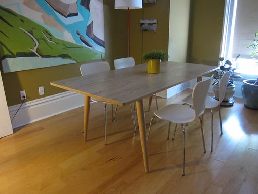 Custom Made Ash Dining Table