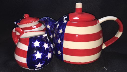 Custom Made Stars And Stripes