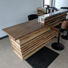 Reception Desks For Offices Custom Reception Counters