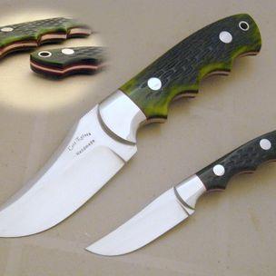 Guillaume Cote Cote Custom Knives Elliot Lake On
