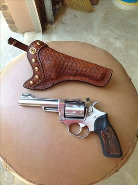 Custom Made Custom Handcrafted Holster