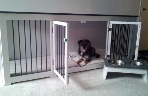 Custom Made Dog Den