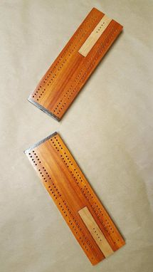 Custom Made Custom Cribbage Board