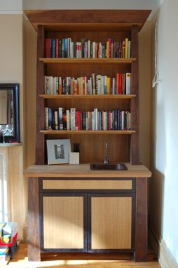 Custom Made Custom Bookshelves
