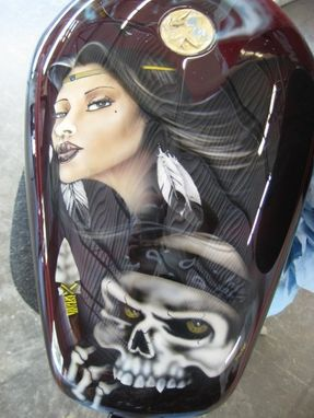 Custom Made Airbrush