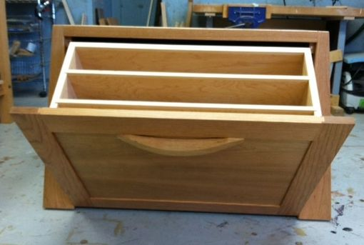 Custom Made Shoe Storage Box