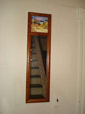 Custom Made Small Wall Mirror