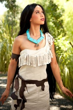 Custom Made Custom Pocohontas Adult Costume
