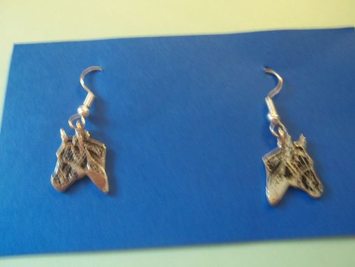 Custom Made Earrings, Cuff Links, Tie Tac