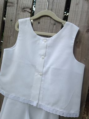 Custom Made Bloomers & Camisole