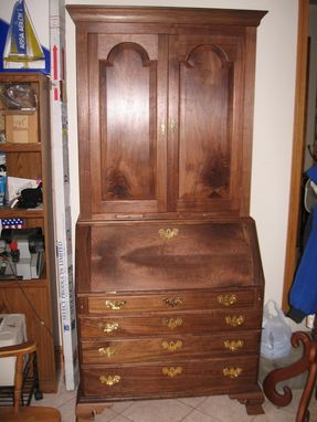 Custom Made 18th Century Pennsylvania Secretary