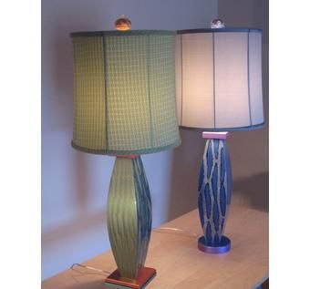 Custom Made Posh Pam Table Lamp