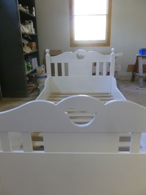 Custom Made Child Bed