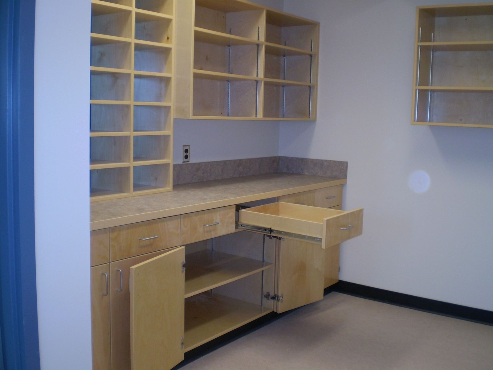 custom article cabinet millwork cabinets
