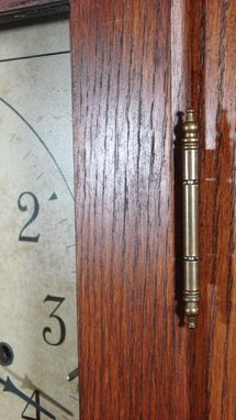 Custom Made Mission Style Grandfather Clock